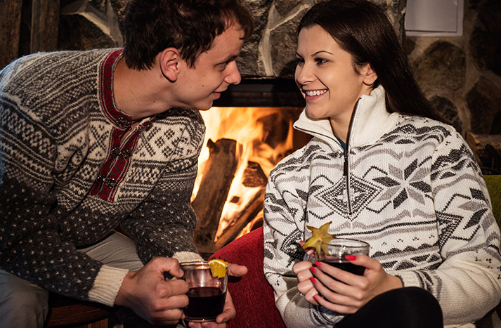 Vianoce v Ždiari v Chalet Strachan