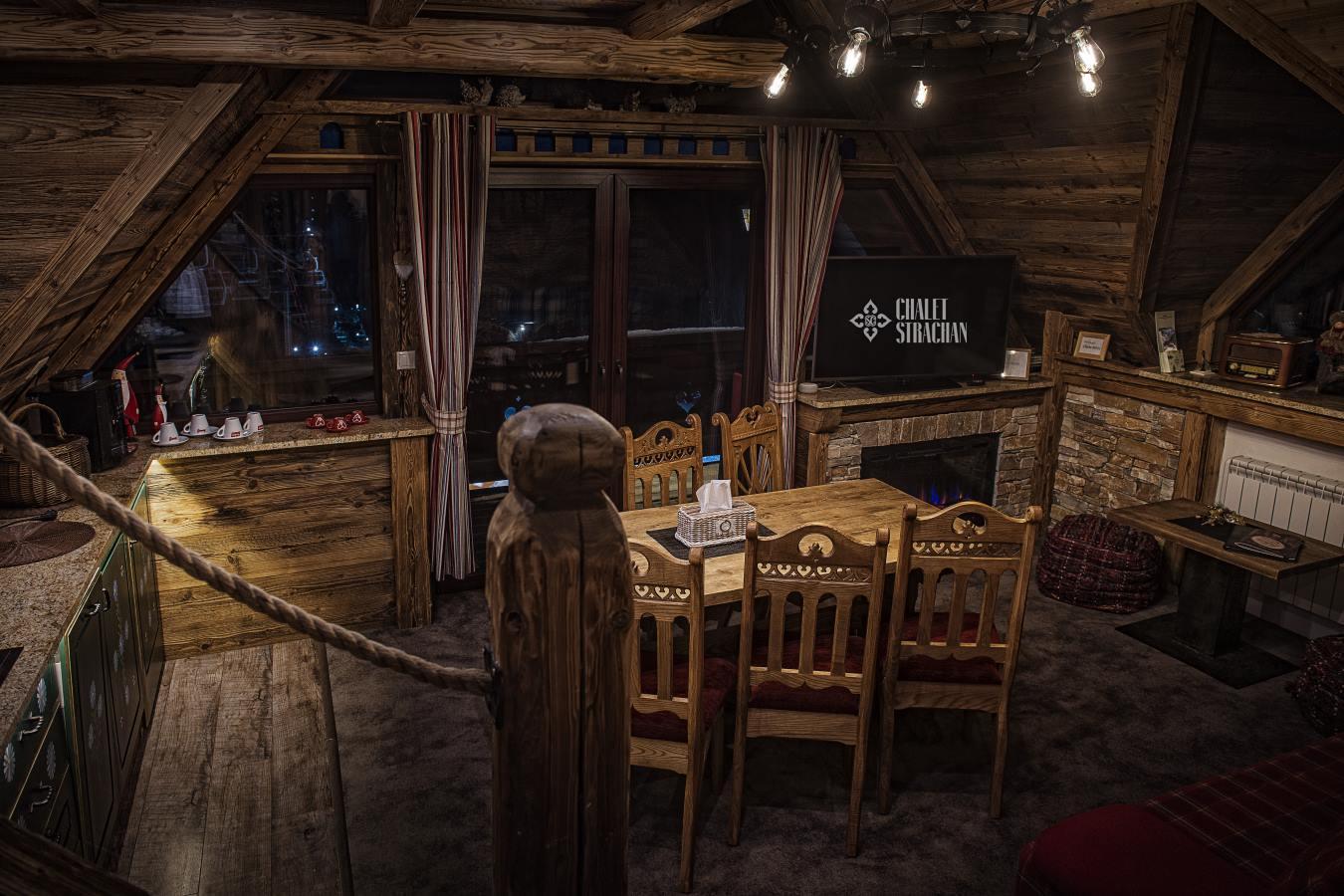 Ubytovanie Chata Ždiar